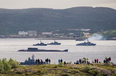 俄國潛艇深海「神秘火警」事故 普丁3天後證實:是核動力潛艦