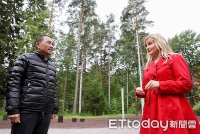 考察最幸福國度!侯友宜率隊抵首站芬蘭:將北歐四國政策帶回新北