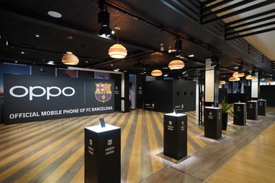 足球迷注意!OPPO與巴薩續合作夥伴、推限量版Reno手機