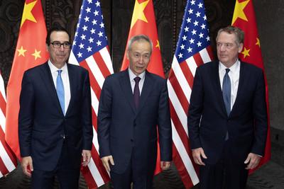 陳一新/美中重啟貿易談判 全面協議恐將破局
