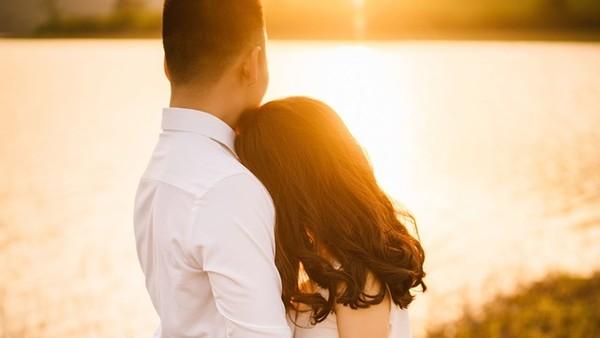 ▲情侣,浪漫,拥抱,男女,恋爱。(图/取自免费图库Pexels)