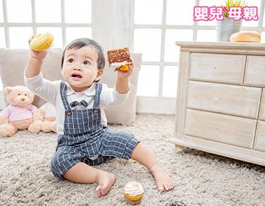 「吃甜甜」不哭鬧?寶寶生病、過敏機率恐大增