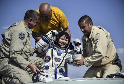 第一起「太空犯罪」抓到了! NASA女太空人承認 ... 正接受調查