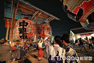 直擊/日本中部最美祭典!「三河一色大燈籠祭」宛如走進浮世繪