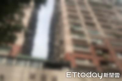 快訊/北市18歲男家中縱火!警消急滅火...驚見他轉身「19F墜下」慘死
