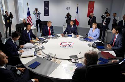 G7挺香港! 強調「中英聯合聲明」:確實存在且重要