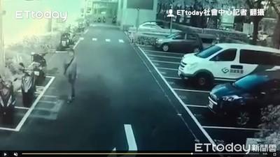 在台北車站被砍「一刀捅8公分」…他滿身血攔車逃命 兇手竟判無罪