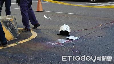 「來生,別當警察了…」汐止熱血警追嫌亡 同學淚崩:同期又少一個