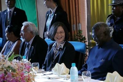索羅門總理:台灣捕撈索國鮪魚「價值遠超過金援」