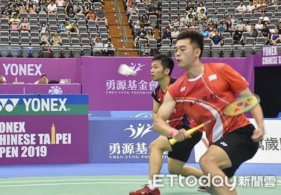 羽球年終賽/麟洋不敵印尼無緣冠軍戰 仍追平台灣男雙最佳4強
