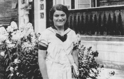 猶太少女魂斷納粹槍下…親筆日記鎖保險箱70年 妹妹淚訴:痛苦到不敢翻
