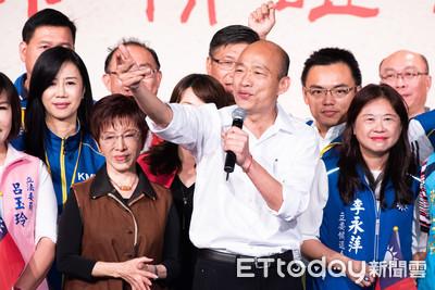 吳敦義:沒有聽過「韓江配」 挑副總統是韓國瑜的權利