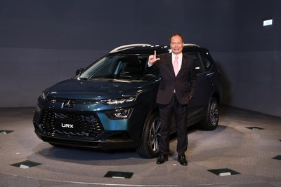 納智捷URX預接單價85.8萬元起 同級唯一標配ADAS駕駛輔助系統