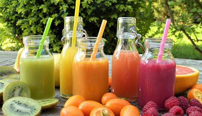 100%果汁不見得比較天然! 7個潛藏「高糖」的健康食品