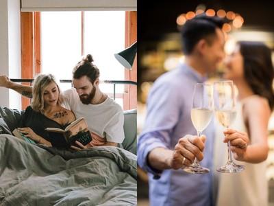 讓愛情關係更長久的3個小秘密 一起喝酒感情會變好!
