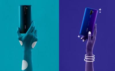 OPPO中階機登台 A系列2020手機兼具品質、價格優勢