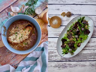 餐酒主廚教你做!2大法國名菜「洛林鹹塔、洋蔥湯」超簡單