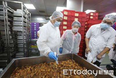 防校園食物中毒!新北成立聯合稽查小組「每週監廚、每月突擊」