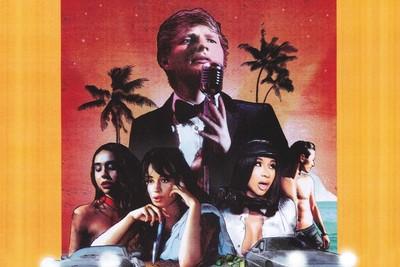 紅髮艾德合作「雙卡女神」卡蜜拉、卡蒂B 化身007「MV拍成諜戰片」