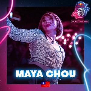 2019 Red Bull街舞大賽 台灣代表好手MAYA赴法國參賽