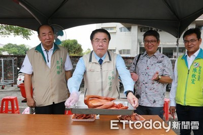 台南下營農情產業文化節 黃偉哲邀民眾國慶佳節鵝樂同歡