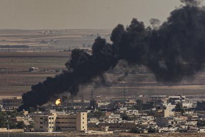 庫德軍宣布「擊斃75名土耳其士兵」!摧毀7輛坦克