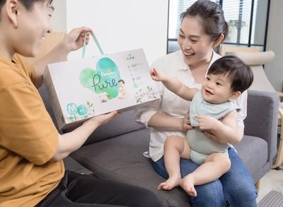 「最厚禮數」的新生兒見面禮:1%有機棉尿布 成新手媽許願清單大熱門