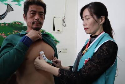 守護尖石後山居民的「心」馬偕醫院首推穿戴式裝置遠距離揪病