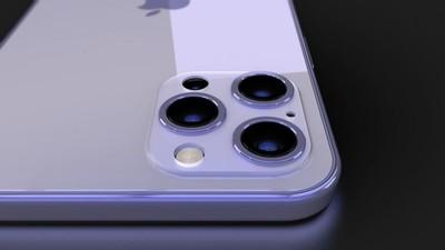 iPhone12 Pro Max概念版渲染圖曝光!6000mAh石墨烯電池搭載A14晶片