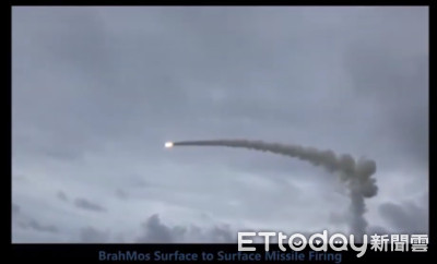 印度成功試射地對地版「布拉莫斯」飛彈 精準命中290公里目標