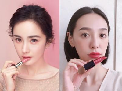 秋冬玫瑰色唇彩Top 5!「仙女嫩粉」連楊冪、PONY都愛用