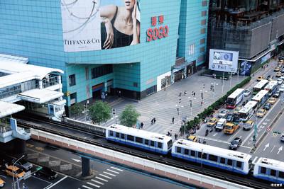 兩仟億新開發能量躍升國際大街廓 東區華麗再起