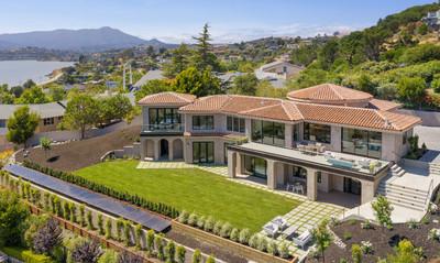 舊金山「不停電房子」2.7億開賣! 金門大橋美景盡收眼底