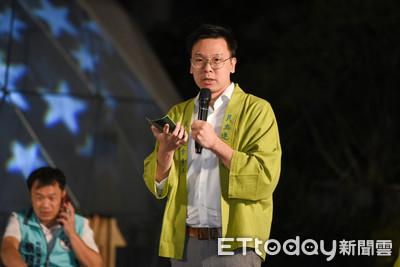 影/「不相信藍色和白裡透紅!」林飛帆:有人說台灣要發大財 但我們其實很富足