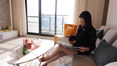大南港車程10分鐘內! 媲美香港半山景觀宅「天墅」掀換屋潮