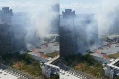 迪卡儂旗艦店「離奇火」燒焦暫停營業!新竹人大驚…疑縱火封鎖調查