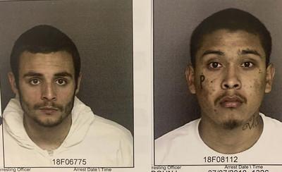 加州2殺人囚犯「廁所天花板」鑿洞越獄 硬鑽「55cm破口」爬行逃亡!