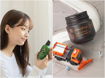 美妝版推爆快跟著買!innisfree熱賣Top 5 綠茶籽精華、控油蜜粉上榜