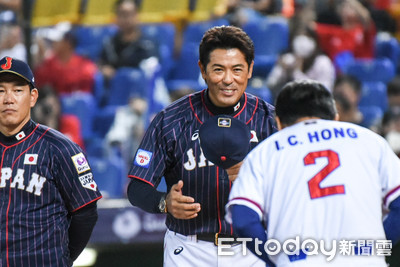 12強/稻葉篤紀驚訝加油聲更熱烈 台灣是投打平均球隊