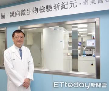 微生物檢驗自動化及影像掃描 精準判讀病原爭取治療先機