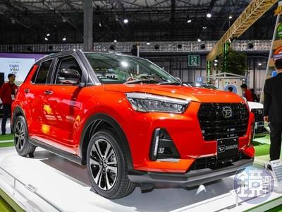RAV4舍弟車重僅980公斤!大發「DNGA」平台打造全新小型SUV