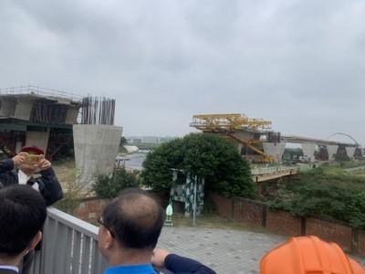 大園交流道「天空斷橋」多年沒完工! 桃議員:又增雙斷橋「大峽谷」?