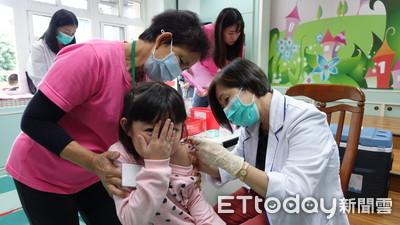 公費流感疫苗第二階段開打!9歲以下小朋友「首打」要打兩劑