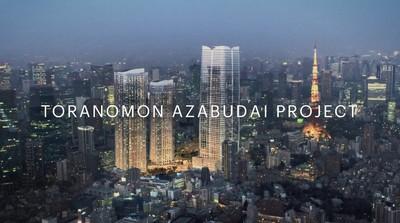 耗資5800億打造東京森林!高330公尺「日本第一高樓」預計2023年完工