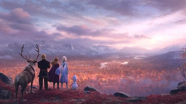 《冰雪奇緣2》Frozen II - 我們都在探索愛的過程遍體鱗傷,但一切都值得