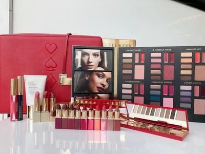 化妝迷做筆記!TOM FORD 高級自訂四塊眼板,雅詩蘭黛的生日化妝盒禮品要點