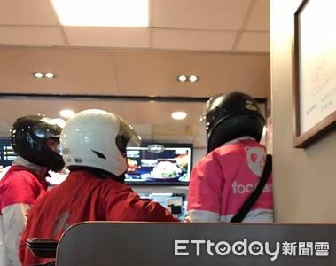 不藏私!外送員交流「送餐撇步」 他大讚「台灣人優勢全在這」