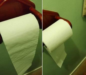 捲筒衛生紙怎麼掛才正確? 這公司翻「128年前歷史」來解答