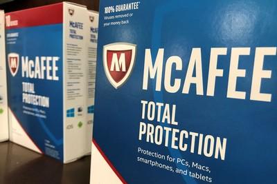防毒軟體公司McAfee週四將在美股上市 募資約235億元