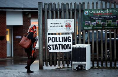 不斷更新/英國大選出口民調「保守黨強取368席」 有望2020年1月底脫歐